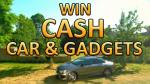 Win £50,000, a Mercedes CLA 180 and a Gadget Bundle with Daybreak / ITV - Beginning Monday 23/09