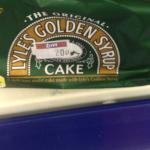 Mcvities Lyles golden syrup cake 20p each @ B&M