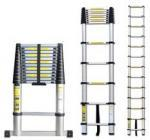 3.2m Telescopic Ladder £39.99+VAT = £48 JTF Warehouse