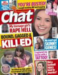 CHAT MAGAZINE ISSUE 40 CLOSING 15TH OCTOBER 2013