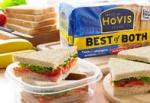 HOVIS BOB and white bread at LIDL for 75p