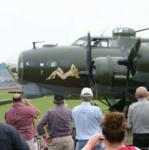 Free Entry to IWM Duxford for 1 year plus guided tour of Sally-B with £30/yr membership of  Sally B supporters