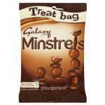 Minstrels Treat Bag 105g - Sainsburys - 60p