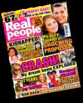 REAL PEOPLE MAGAZINE ISSUE 42 - 24th OCTOBER 2013