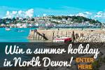Win a fabulous summer holiday in North Devon @ Stapleton Farm