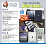 Refurbished Ipad from £166.94  IJT Direct