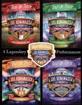 "Joe Bonamassa ""Tour De Force - Live In London""  on four separate discs"