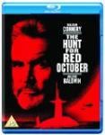 The Hunt for Red October on Blu-ray £5.99 @ Zavvi