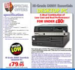 Dual Core Desktop PC with 2 GB Ram £61.94 @ IJT Direct