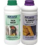 1 Litre Nikwax Tech Wash & 1 Litre TX Direct - £14 for both at Tesco Direct