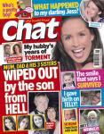 CHAT MAGAZINE ISSUE 45 CLOSING 19TH NOVEMBER 2013