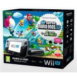 Wii U 32gb Premium including New Super Mario Bros U £199.99 @ play sold by ShopTo