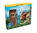 The Croods DVD Exclusive Gift set Includes Plush Toy £11 @ Asda