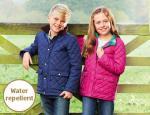 Children's Quilted Jacket £8.99 @aldi