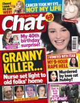 CHAT MAGAZINE ISSUE 47 CLOSING 3RD DECEMBER 2013