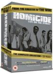 Homicide - Life on the Street DVD Boxset £27 @ Sainsburys