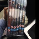 Avengers 6 Movie Box Set - £32.50 @ Tesco