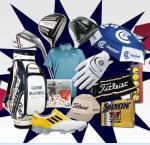 Win  Over £1000 worth of golf equipment @ American Golf