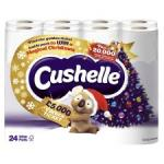 Cushelle 24pk back to £6.99 from next Thurs 5th @ lidl