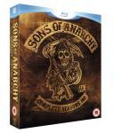 Sons of Anarchy - Season 1-2 [Blu-ray] - £13.35 @ Amazon