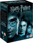 Harry Potter - The Complete 8-Film Collection DVD - 19.99 @ The Hut