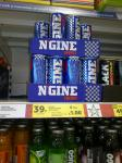 Energy drink 4 for 1pound instore @ Tesco