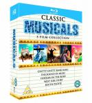 Classic Musicals - 5 Film Collection on Blu-ray £20.50 @ Amazon