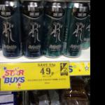 Relentless energy drink 49p in home bargains various flavours