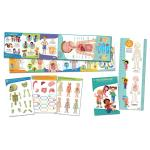 LeapFrog LeapReader Discovery Set: Interactive Human Body (Works with Tag)+ free postage - was 16.99 [56% saving]