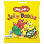 £1.29 for 2 130g bags of Bassetts Jelly Babies - 65P EACH! - Tesco