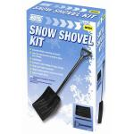 Snow Shovel Kit FOLDABLE for Car // £4.95 inc P&P @ eBay (sold by outdoorvalue)