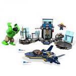LEGO Superheroes Hulk's Helicarrier Breakout 6868 £40 Tesco Direct