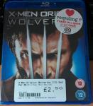 X-Men Origins: Wolverine (Standard Blu-Ray) - £2.50 @ CEX.