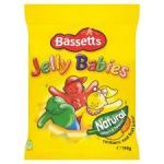 Bassetts Jelly Babies 190G £1 @Tesco Instore and Online