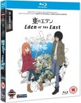 Eden of the East [Higashi no Eden]: The Complete Series - Blu-Ray only £6 In-Store @ CeX