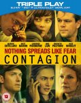 Contagion - Triple Play (Blu-ray + DVD + UV Copy) [Region Free] £5.52 including delivery @ RevisionNet Amazon Market Place