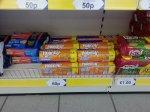 Hobnobs 60p a pack @ Heron Foods