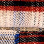 Random Wool Blanket/rug (120cm x 145cm) from National Trust shop £12.00