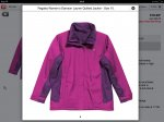 Regatta Ladies quilted coat @ Argos  only ** £10.49 ***