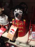 A true piece of art - Michael Jackson Styled Dog Ornament - Now £10 from £30 - The Gift Company - Freeport Fleetwood