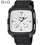 Prize - Men's D&G 'Square' Watch - Product code DW0361   @ britishwatchcompany