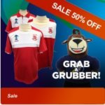 50% off Rugby League World Cup Shop
