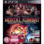 Mortal Kombat: Komplete Edition GOTY @ The Game Collection £9.99