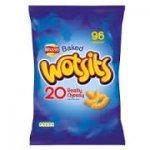 20 Packs of Wotsits or Quavers - £2.79 @ Poundstretcher Telford.