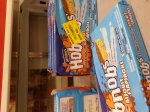 McVitie's Hobnob biscuit flapjacks - 40p @ Asda