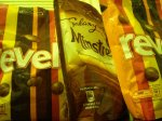 Minstrels, galaxy, revels and Mars pouches only £1 at Morrison's!