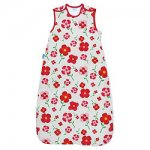 ** Grobag Baby Sleeping Bag Pretty Petals 1.0 Tog, 6-18 Months now £7 @ Tesco Direct **