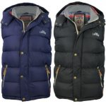 Mens Tokyo Laundry 'Kyber' Gilet/ Body Warmer Hoodie Jacket Coat 60% Off @ Amazon