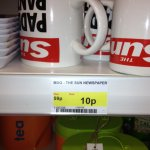 10p Mugs at QD stores - in store only