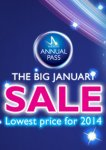 Merlin Annual Attraction pass £79 @ Alton Towers